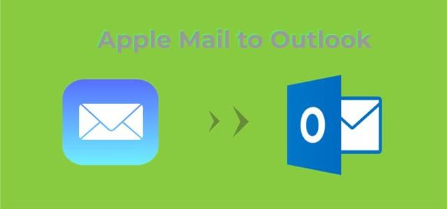 How to Convert Apple Mail to Outlook for windows?