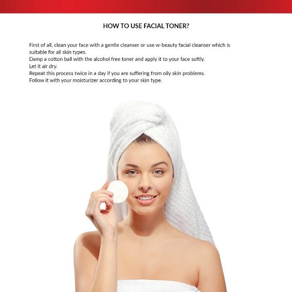 How to use Facial Toner?