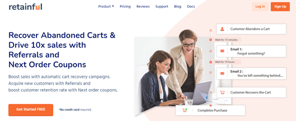 Retainful for woocommerce store