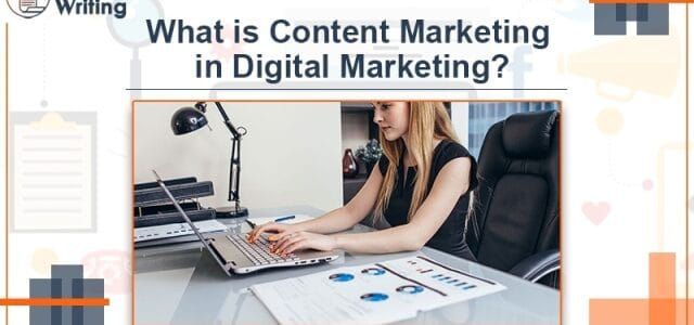 What is content marketing in digital marketing?