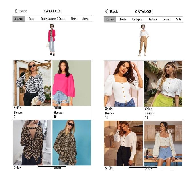 B2B solution for fashion e-commerce retailers